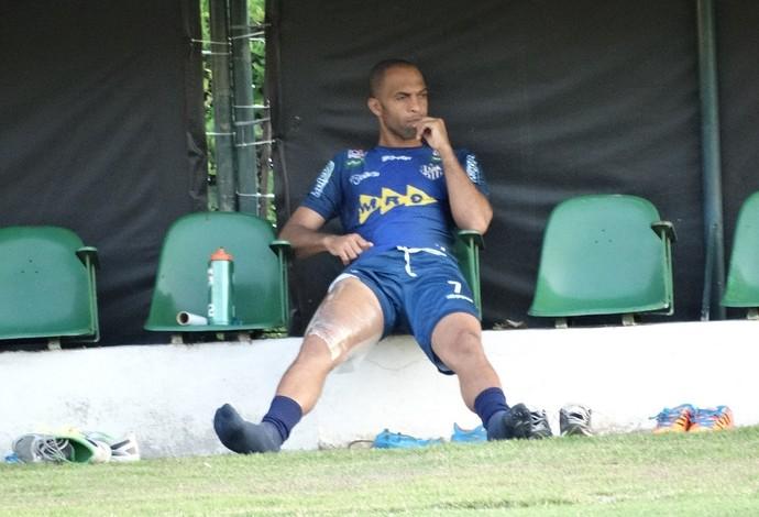 Leandro Euzébio Tupi-MG (Foto: Bruno Ribeiro)