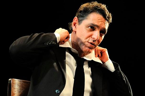 """O ator e direto volta aos palcos com """"Uma Relação Pornográfica"""" (Foto: Divulgação)"""