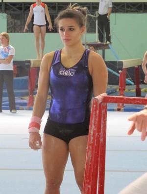 Jade Barbosa treinamento (Foto: Amanda Kestelman)