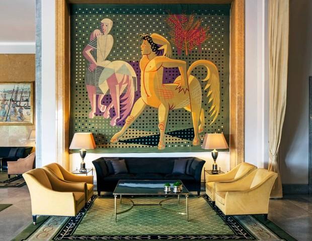 Ritz Four Season, em Lisboa (Foto: reprodução/Instagram)