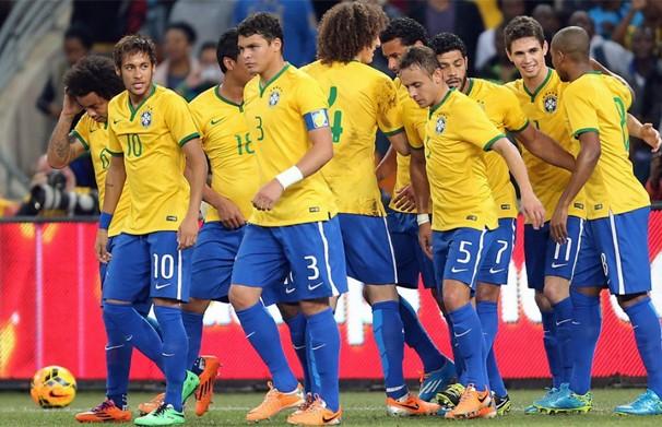 A Seleção Brasileira faz seus dois últimos amistosos antes da Copa do Mundo nos dias 3 e 6 de junho (Foto: Jefferson Bernardes / Vipcomm)