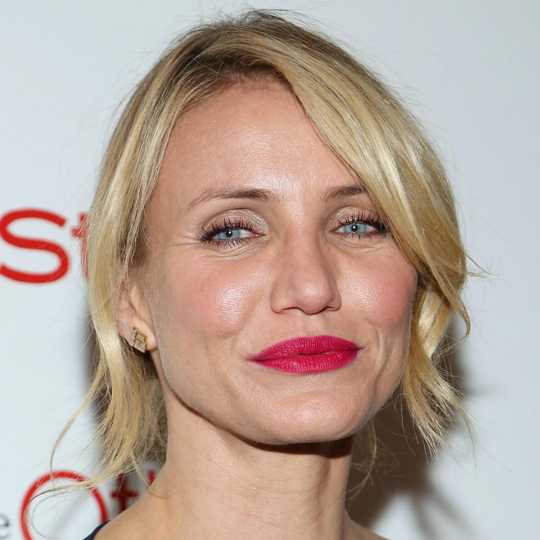 A atriz Cameron Diaz, de 41 anos. (Foto: Getty Images)