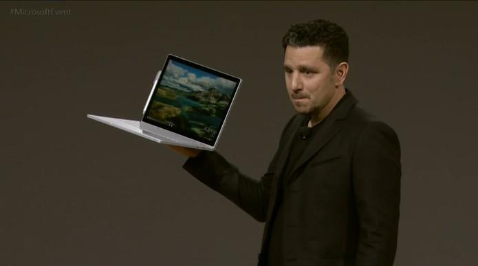 Surface Book (Foto: Reprodução/Microsoft)