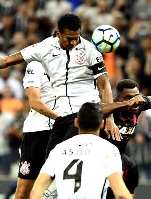 Corinthians x Atlético-PR