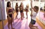 Apresentadora aprendeu Pole Dance no 'Plugue' (Plugue)