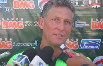 Márcio Bittencourt deixa o Icasa após clube dizer que não pode pagar salário