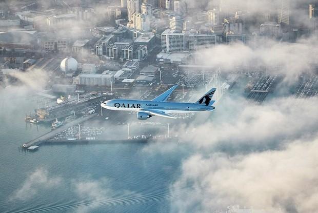 Qatar Airways (Foto: Divulgação)