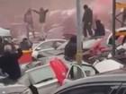 Polícia é chamada após gravação de rap ser confundida com vandalismo