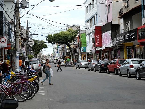 Polo de Moda da Glória tem mais de 10 mil funcionários em Vila Velha, Espírito Santo. (Foto: Juirana Nobres/ G1 ES)