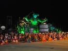 Disputa entre Botos Tucuxi e Cor de Rosa marcam terceira noite de Sairé