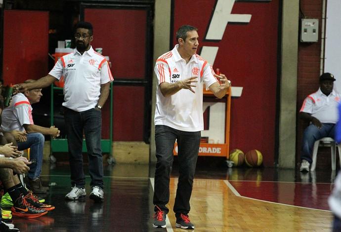 José Neto, Flamengo, basquete (Foto: Gilvan de Souza / Flamengo)