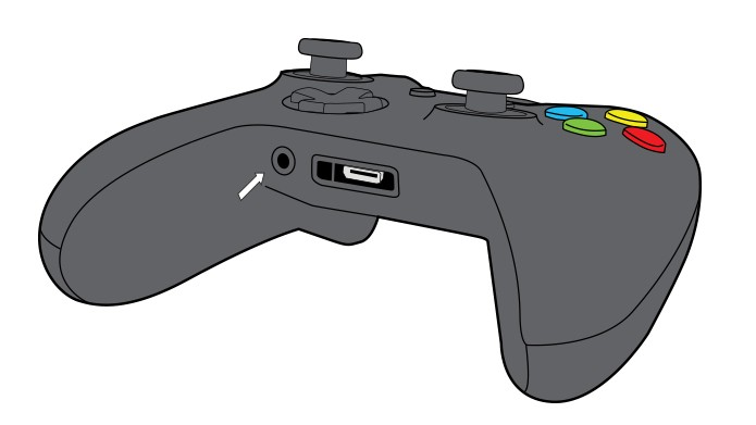 Controle do Xbox One com entrada 3,5mm (Divulgação/Microsoft)