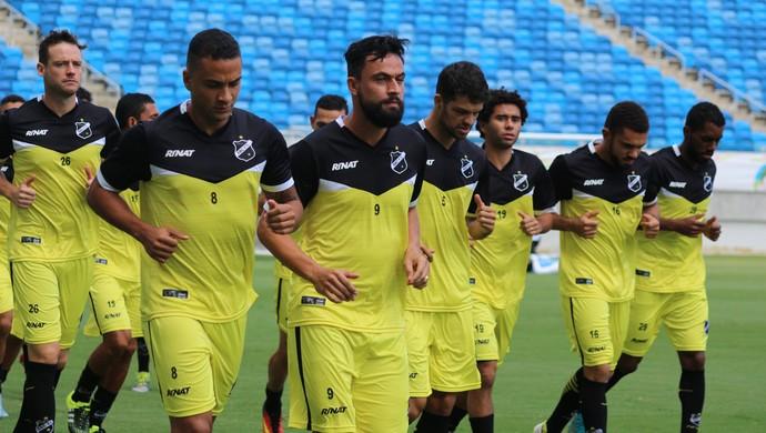 ABC - Jogadores - Treino (Foto: Andrei Torres/ABC FC)