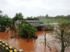 Mais de 18 mil pessoas sofrem com a constante chuva que cai sobre o PR