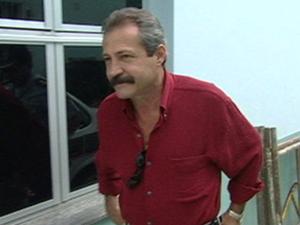 Walter Gomes Ferreira, o coronel Ferreira (Foto: Arquivo/ TV Gazeta)