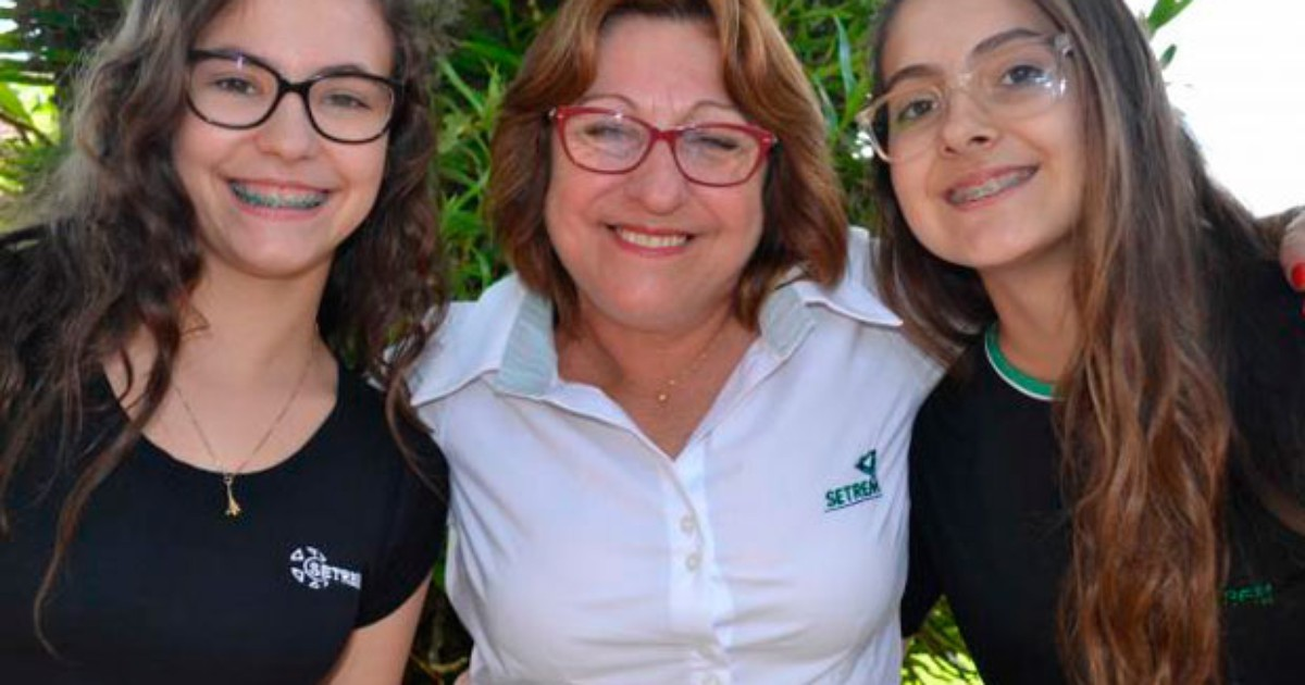 Alunas de 13 anos do RS vencem concurso nacional de astronomia - Globo.com