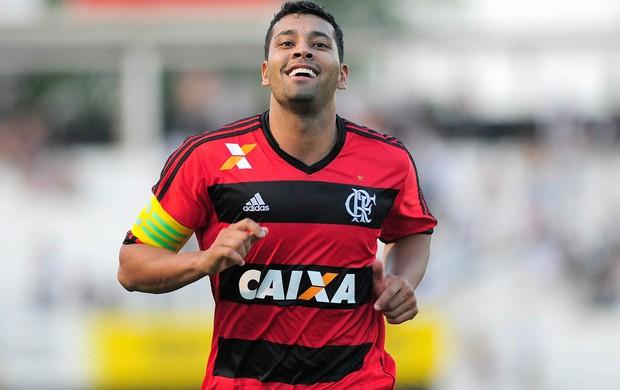 Andre Santos Ponte preta e Flamengo (Foto: Rodrigo Villalba / Agência estado)