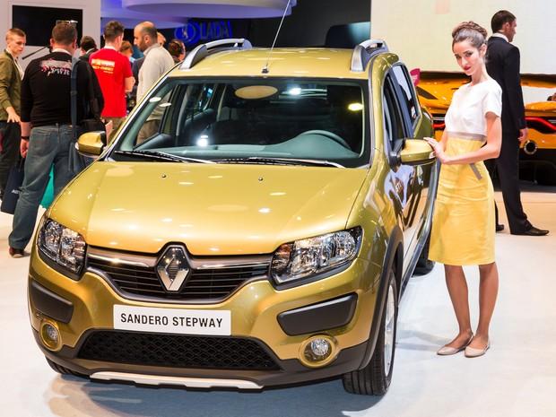 Renault Sandero Stepway (Foto: Divulgação)