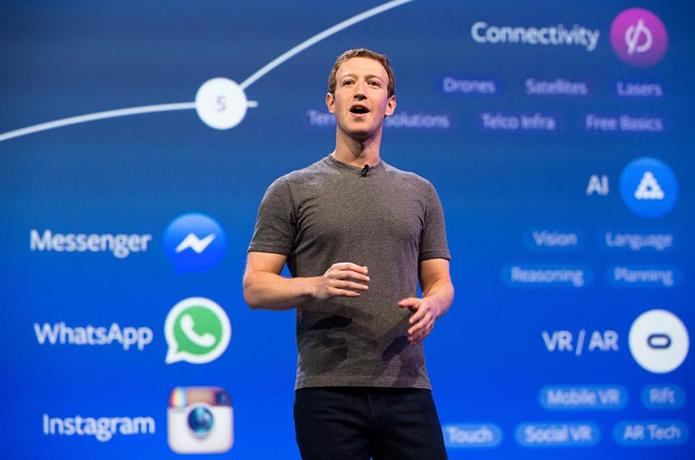 Mark Zuckerberg conta com equipe específica para monitorar comentários em suas postagens no Facebook (Foto: Divulgação/Facebook)