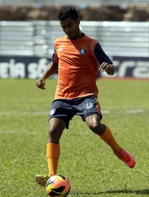 Rodrigo - meia do Remo (Foto: Marcelo Seabra/O Liberal)