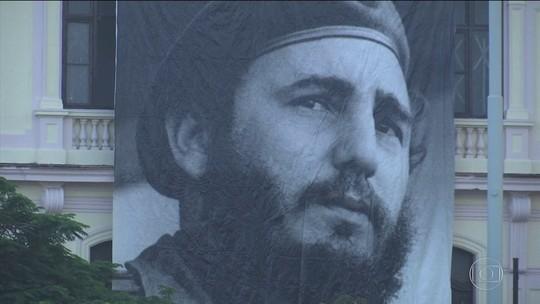 Fidel Castro, ex-presidente de Cuba, morre aos 90 anos em Havana