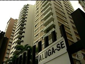 Aluguel (Foto: Reprodução GloboNews)