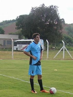 Alexandre reforçará Tombense (Foto: Divulgação)