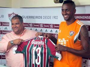 João Filipe - Fluminense (Foto: Fred Huber)