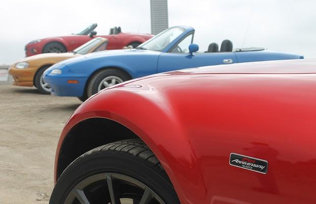 Mazda MX-5 (Foto: Sérgio Oliveira de Melo / Autoesporte)