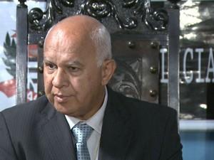 Diretor do Deinetr-2, de Campinas, Licurgo Nunes Costa (Foto: Reprodução / EPTV)