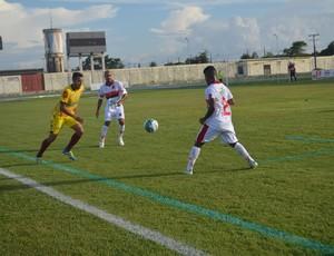 Trem; Genus; Futebol; Amapá (Foto: Rafael Moreira/GE-AP)