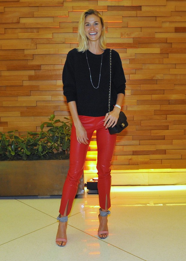 Renata Kuerten (Foto: Samuel Chaves/Brazil News)