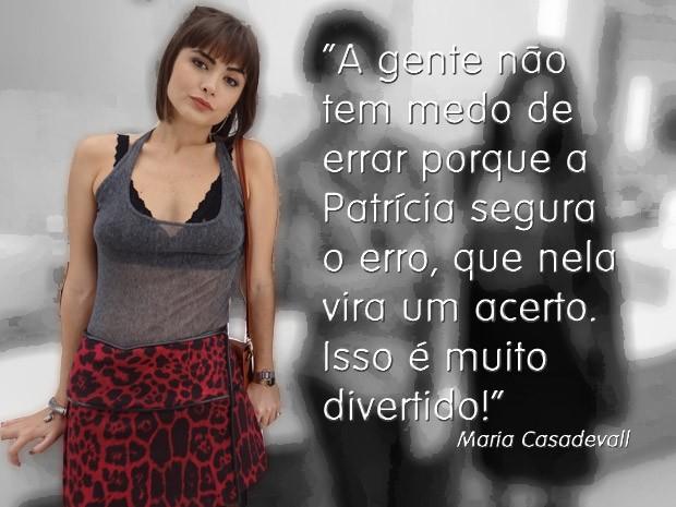 Patrícia (Foto: Amor à Vida / TV Globo)