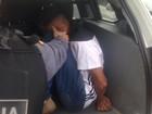 Bandidos são presos após assaltar ônibus em São Luís