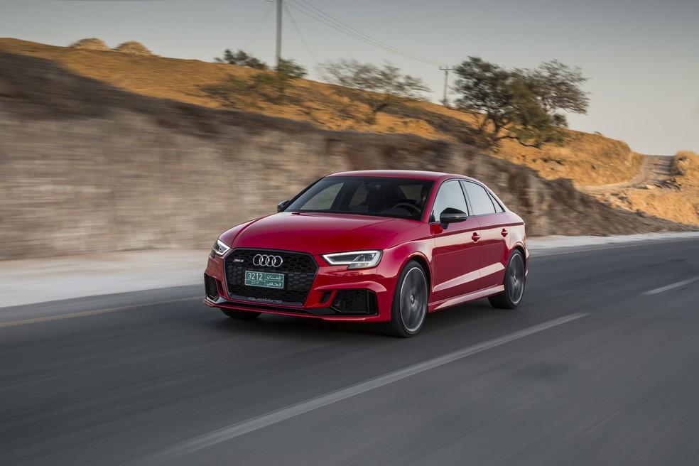 Audi RS 3 Sedan (Foto: Divulgação)