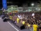 Em noite com Safadão, público se 'espreme' no 3º dia de festas na Bahia
