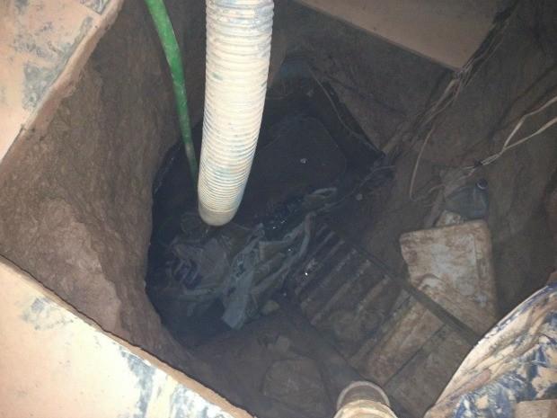 Bandidos cavam túnel para chegar até transportadora em Porto Velho