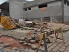 Prefeitura inicia operação de urgência após estragos causados pelas chuvas