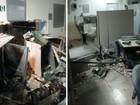 Caixas eletrônicos são explodidos durante a madrugada em Sorocaba