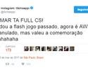 Neymar comemora novamente ao estilo CS:GO e internet vai à loucura