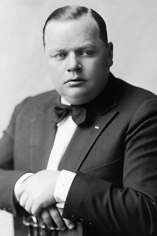 Roscoe 'Fatty' Arbuckle (1887-1933) (Foto: Getty Images)