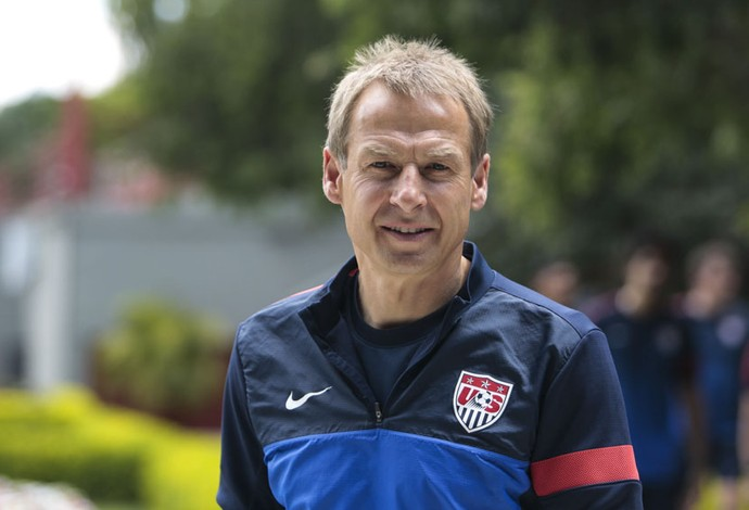 Jurgen Klinsmann, técnico dos Estados Unidos (Foto: Miguel Schincariol / saopaulofc.net)