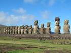 Chile anuncia extensa área marinha protegida na Ilha de Páscoa