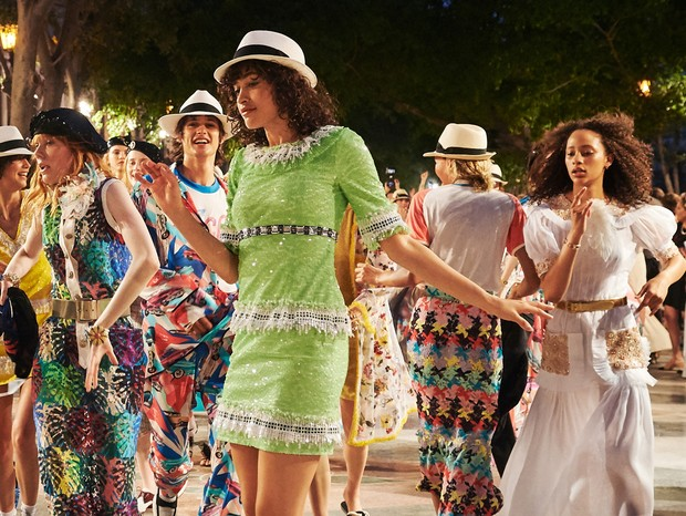 Chanel Cruise Collection (Foto: Divulgação)