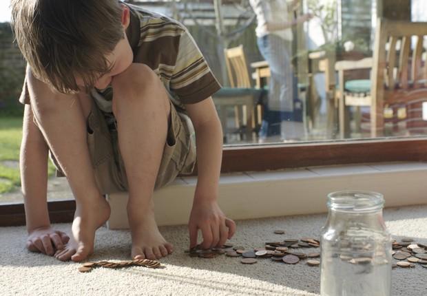 A partir de que idade você deve começar a ensinar planejamento financeiro a uma criança?