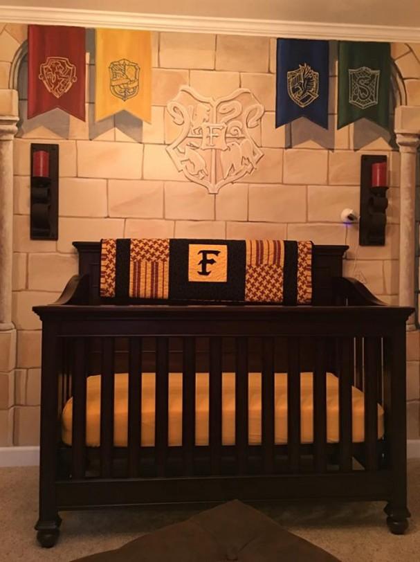 Quarto do Baby Potter (Foto: Divulgação)