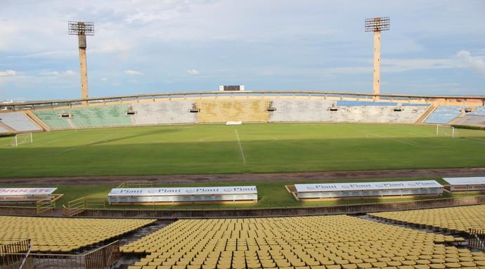 Estádio Albertão (Foto: Wenner Tito )