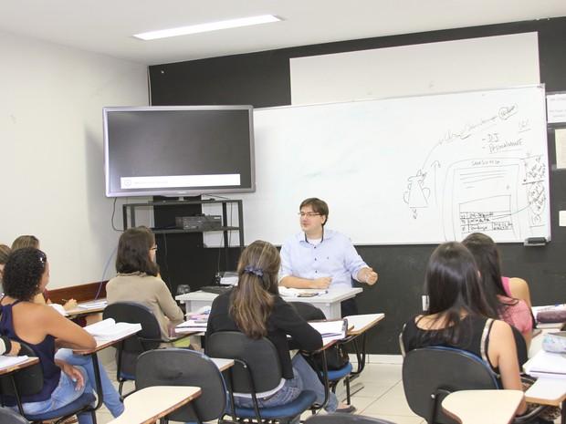Unitins lidera o ranking das universidades que mais aprovam na OAB (Foto: Vivianni Asevedo/Unitins)