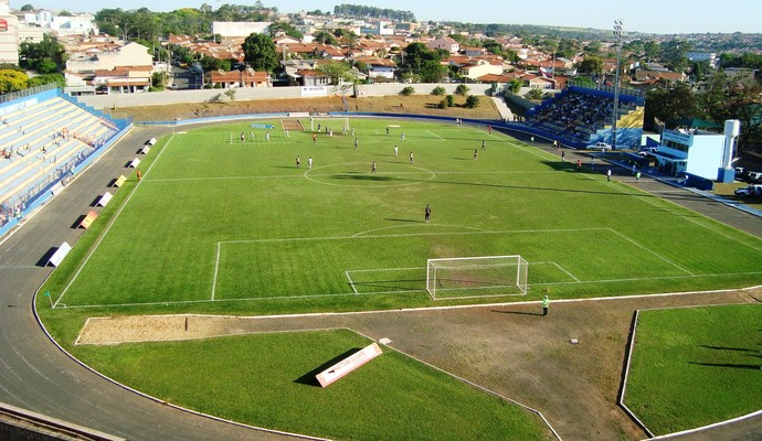 Estádio Municipal Luís Perissinoto Paulíni (Foto: Divulgação)