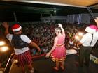 Caravanas do 'Natal Encantado' já passaram por 24 cidades do Paraná